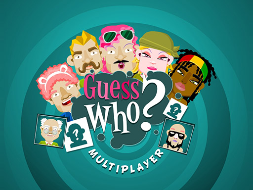 Play Guess Who Multiplayer Game