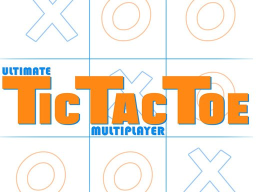 Play Tic Tac Toe Multiplayer Game