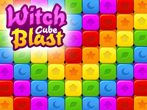 Play Witch Cube Blast Game