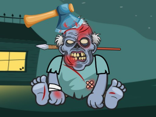 Play Kick The Zombies Game