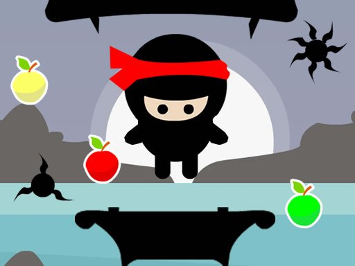 Play Ninja Jumper Game