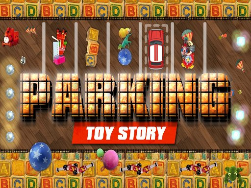 Play Parking Toy Story Game