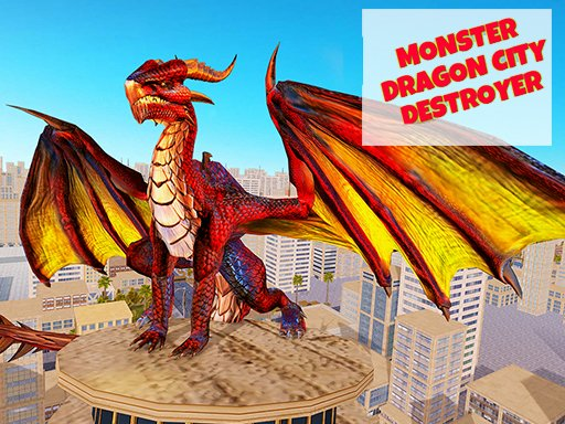 Play Monster Dragon City Destroyer Game