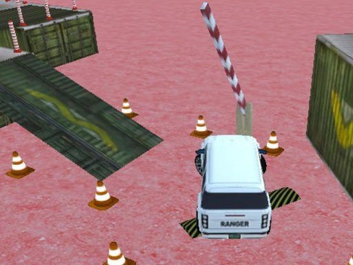 Play Classic Jeep Sim Parking Game