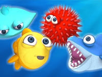 Play Fishy Rush Game