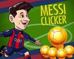 Play Messi Clicker Game