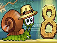 Play Snail Bob 8: Island Story Game