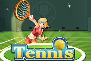 Play Tennis Game Online Game