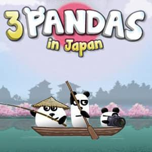 Play 3 Pandas in Japan Game