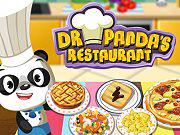 Play Dr Panda Restaurant Game