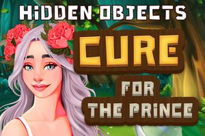 Desenhos de Hidden Objects Cure For The Prince para colorir