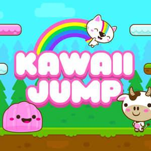 Play Kawaii Jump Game