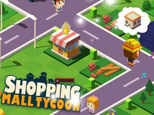 Play Shopping Mall Tycoon Game