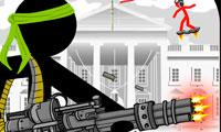 Play Stickman Army: The Defenders Game
