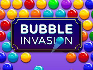 Play Bubble Invasion Game