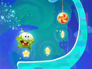 Play Cut The Rope Magic Game
