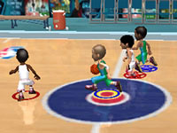 Play Nba Hoop Troop Game