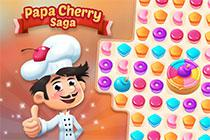 Play Papa Cherry Saga Game