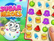 Play Sugar Heroes Game