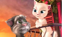 Play Talking Tom Cat 4 Game