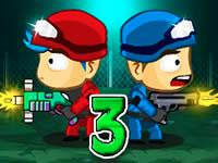 Play Zombie Parade Defense 3 Game