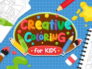 Play Creative Coloring Game