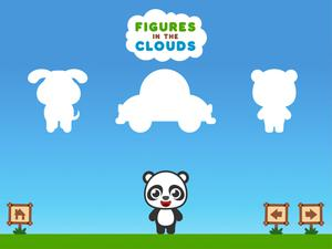 Play Figures In The Clouds Game