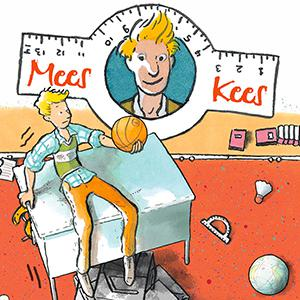 Play Mees Kees Stacker Game