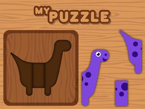 Play My Puzzle 1 Game