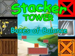 Play Stacker Tower Game