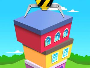 Play Tower Builder 1 Game