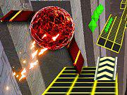 Play Two Ball 3D Dark Game