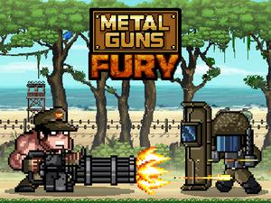 Play Metal Guns Fury Game