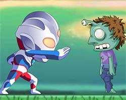 Play Ultraman vs Alien Game