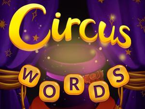 Play Circus Words Game
