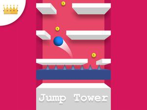 Play Jump Tower 3D Game