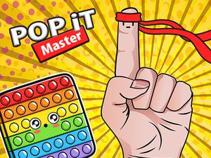 Play Pop It Master Game