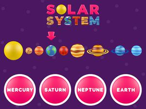 Play Solar System Game