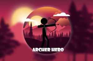 Play Archer Hero game