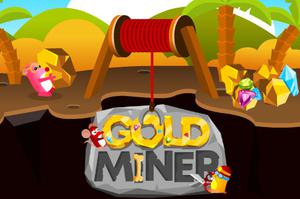 Play Gold Miner 2 Game