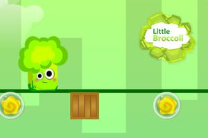 Play Little Broccoli Game