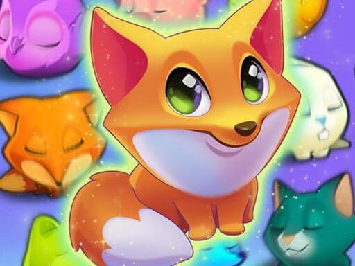 Play Magic Pet Bubble Connect Game