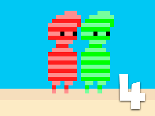 Play Red and Green 4 Summer game
