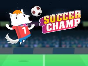 Play Soccer Champ Game
