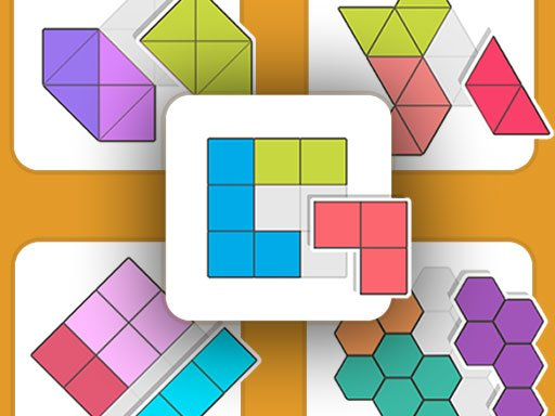 Play Fit them Puzzle Game