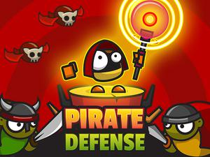 Play Pirate Defense Game