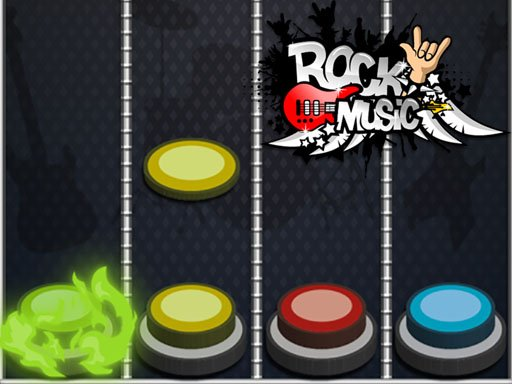 Play Rock Music Game